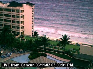 Cancun - Resort Cam